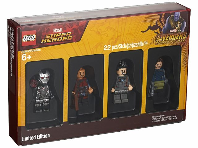 Marvel Super Heroes Toys R Us Minifigure Pack