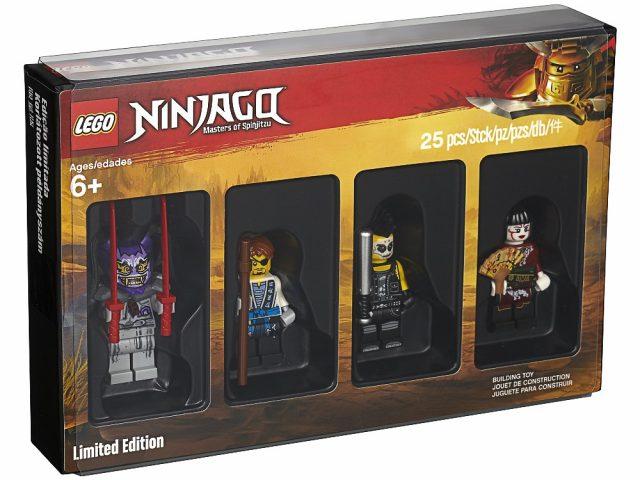 Ninjago Toys R Us Minifigure Pack