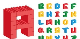 Alfabeto LEGO