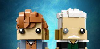 LEGO BrickHeadz Newt Scamander & Gellert Grindelwald (41631) banner