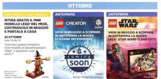 LEGO Creator Winter Village 2018 anteprima