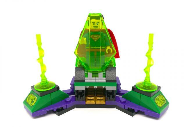 LEGO DC Comics Super Heroes 76096 - L'alleanza Tra Superman E Krypto