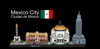 LEGO Ideas - Mexico City & LEGO