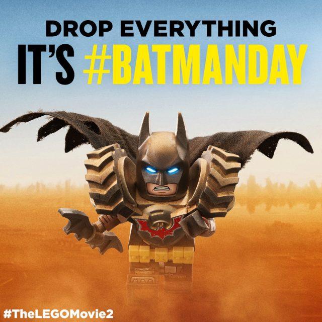 The LEGO Movie 2: The Second Part Batman
