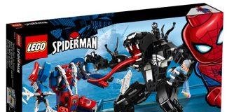 LEGO Marvel Super Heroes Spider Mech vs. Venom (76115)