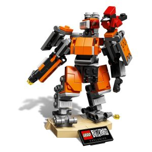 """Bastion building toy stands over 4"""" (12cm) tall; 182 pieces – For boys and girls aged 10+ and fans and big kids of all ages"""
