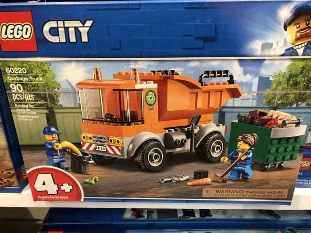 LEGO City Garbage Truck(60220)