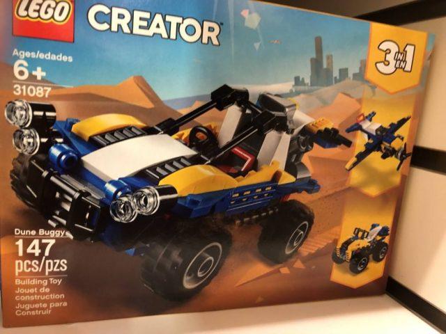LEGO Creator Dune Buggy (31087)
