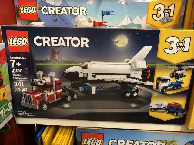 LEGO Creator Shuttle Transporter (30191)