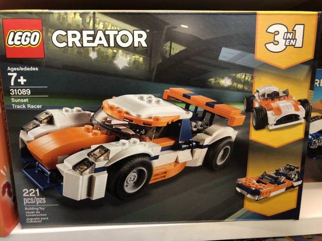 LEGO Creator Sunset Track Racer (31089)