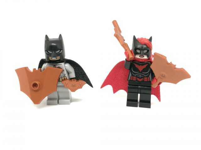 LEGO DC Comics Super Heroes 76111 - Batman: Scontro Con Brother Eye