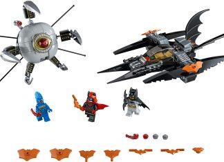 LEGO DC Comics Super Heroes 76111 - Batman: Scontro Con Brother Eye
