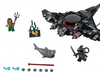 LEGO DC Super Heroes 76095 - Aquaman: L'attacco Di Black Manta