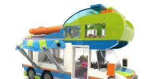LEGO Friends 41339 - Il Camper Van Di Mia