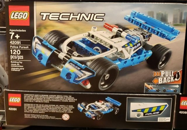 LEGO Technic Police Pursuit (42091)
