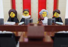 LEGO vince la causa contro lepin in cina