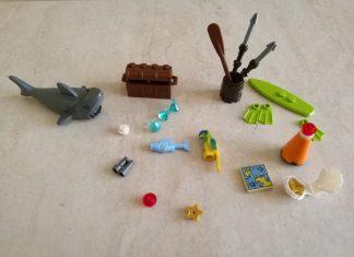 Accessori Marini LEGO xtra (40341)