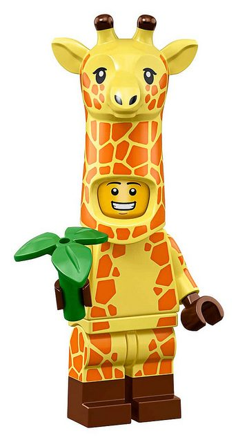 Giraffe Guy