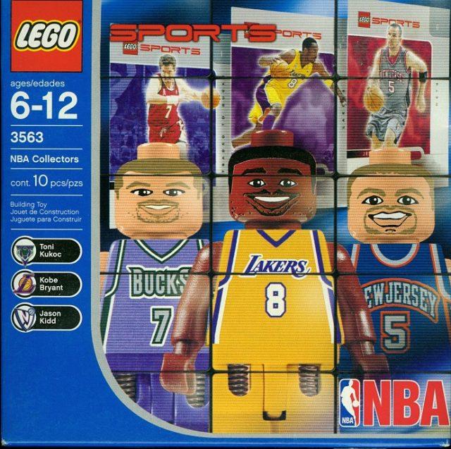 LEGO Basketball 2003