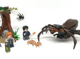 LEGO Harry Potter 75950 - Il Covo Di Aragog