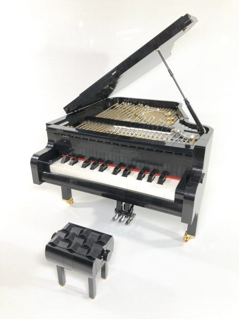 LEGO Ideas Playable LEGO Piano