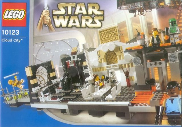 LEGO Star Wars 10123 - Cloud City