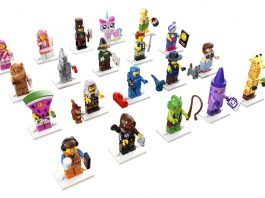 Minifigure Collezionabili The LEGO Movie 2 (71023)