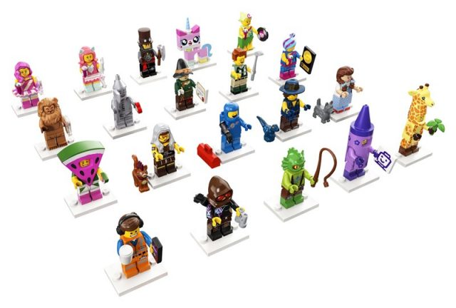 Minifigure Collezionabili The LEGO Movie 2 (71023)