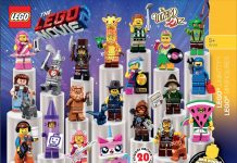 Minifigure LEGO Collezionabili The LEGO Movie 2 (71023)
