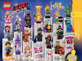 Minifigure LEGO Collezionabili The LEGO Movie 2 (71023)
