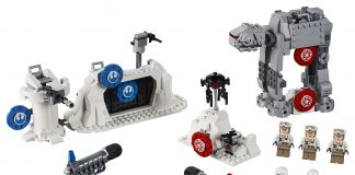 Action Battle Echo Base Defense (75241)