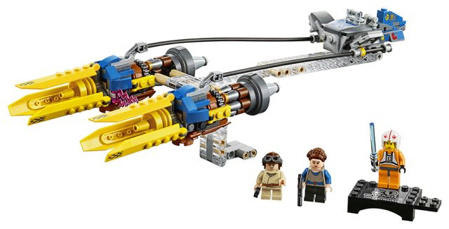 Anakin's Podracer – 20th Anniversary Edition (75258)