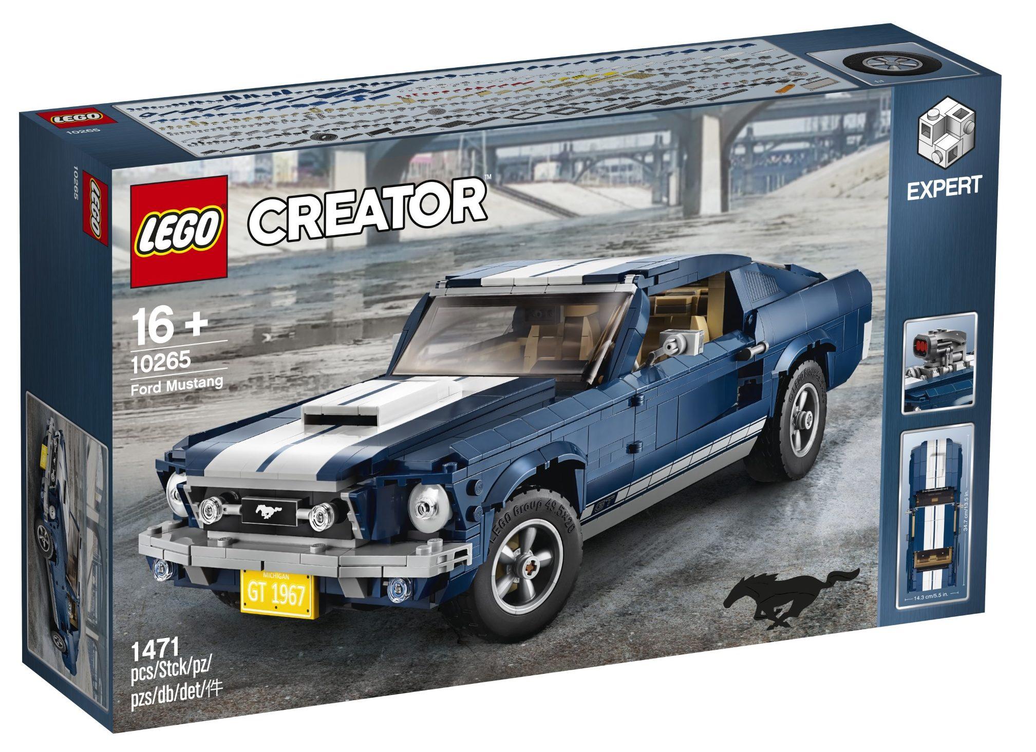 LEGO 10265 Mustang