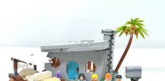 LEGO Ideas 21316 Flintstones