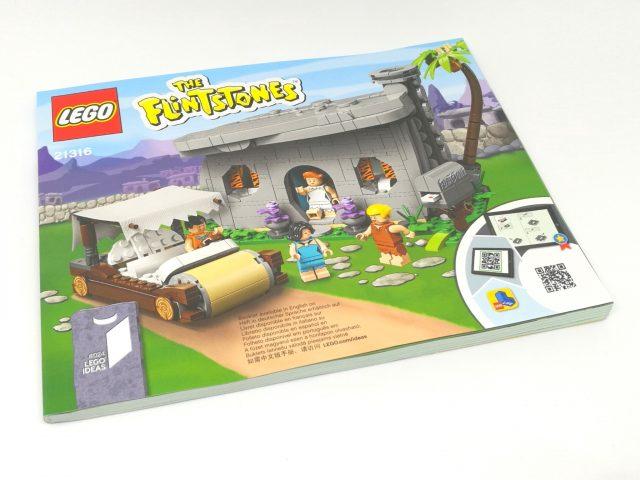 LEGO Ideas 21316 Flintstones