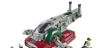 Slave I – 20th Anniversary Edition (75243)