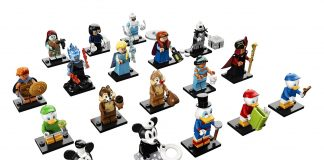 LEGO Disney Collectible Minifigures Series 2 (71024)