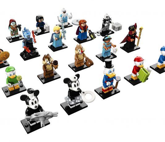LEGO Disney Collectible Minifigures Series 2 (71024)