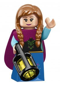 LEGO Disney Collectible Minifigures Series 2 (71024) - Anna
