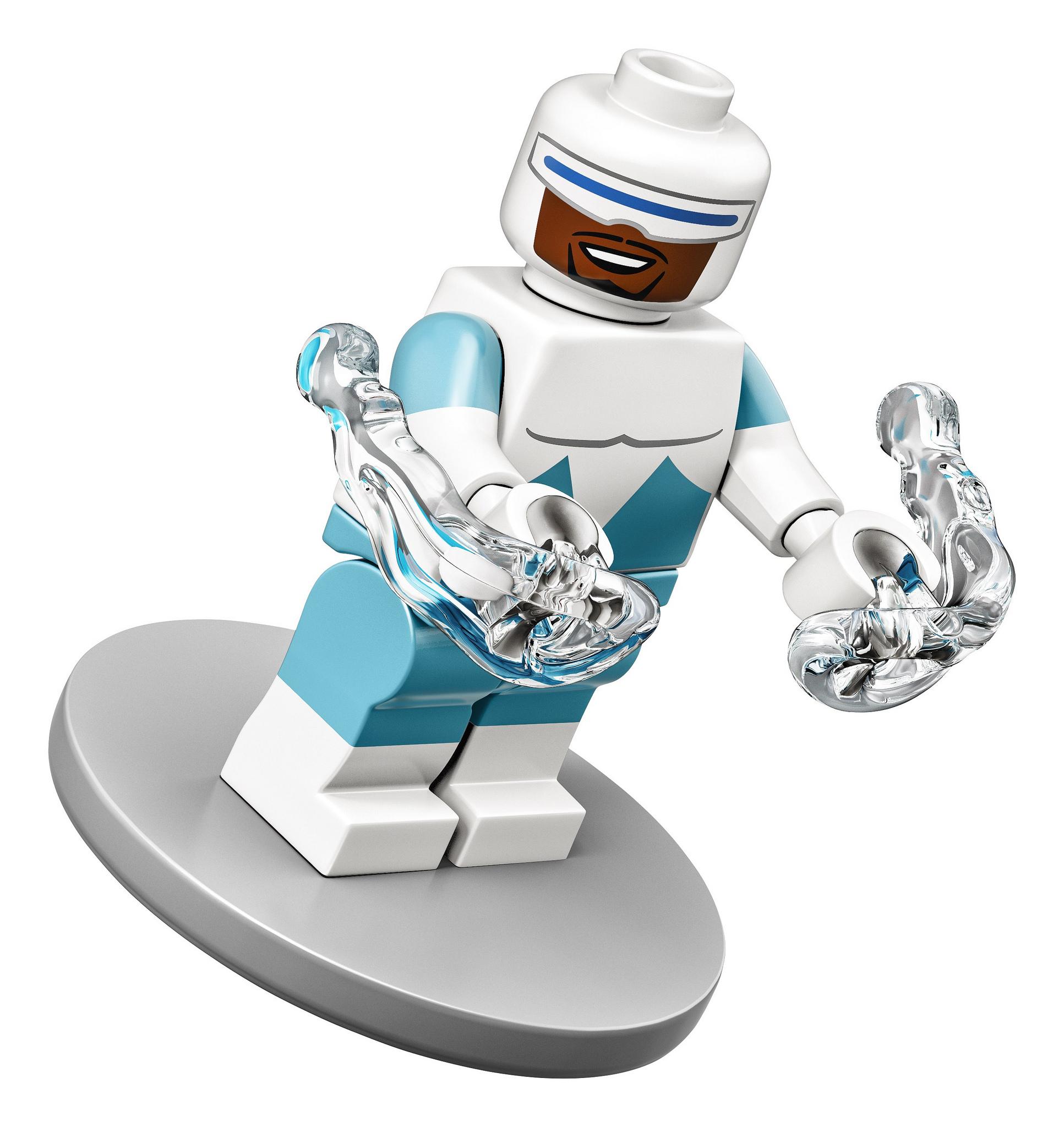 LEGO Disney Minifigures Series 2 Mickey Minnie Frozen Sally Hercules Aladdin