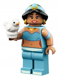 LEGO Disney Collectible Minifigures Series 2 (71024) - Jasmine