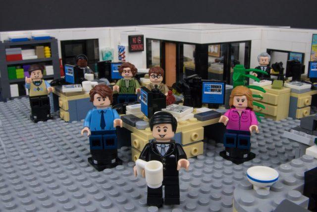 LEGO Ideas The Office – NBC