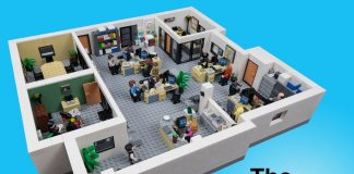 LEGO Ideas The Office – NBC