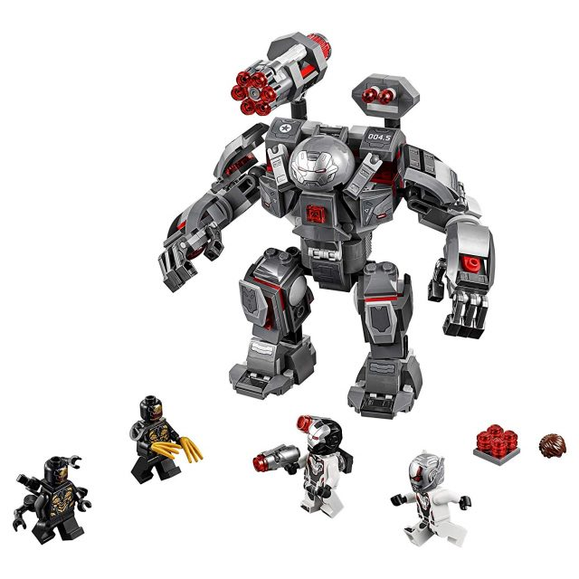 LEGO War Machine Buster (76124)
