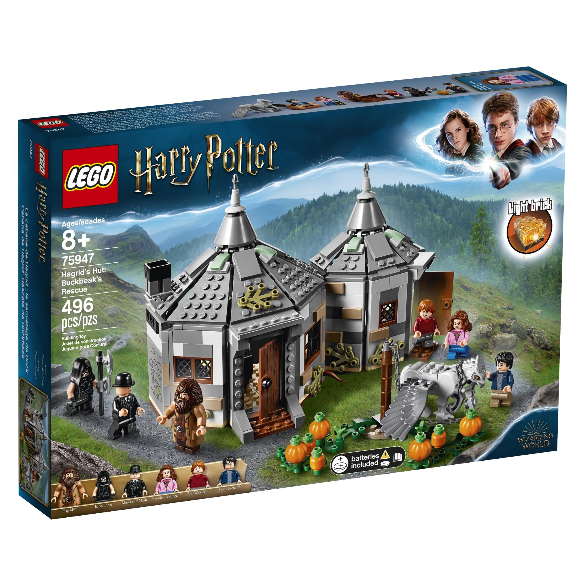 Calendario Dellavvento Harry Potter 2019.Novita Lego Harry Potter Estate 2019 Mattonito