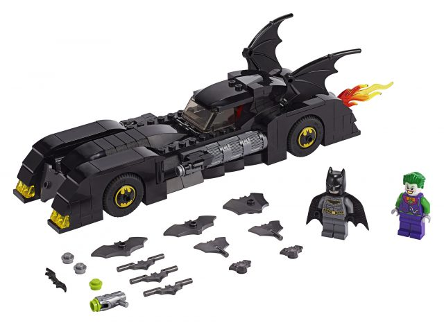 LEGO Batman Batmobile- Pursuit of The Joker (76119)