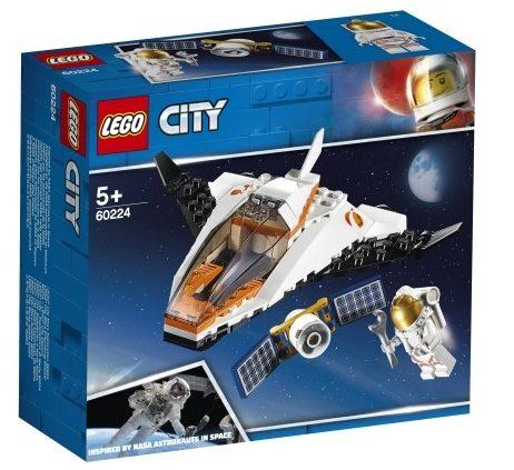 LEGO City Maintenance Mission Shuttle (60224)