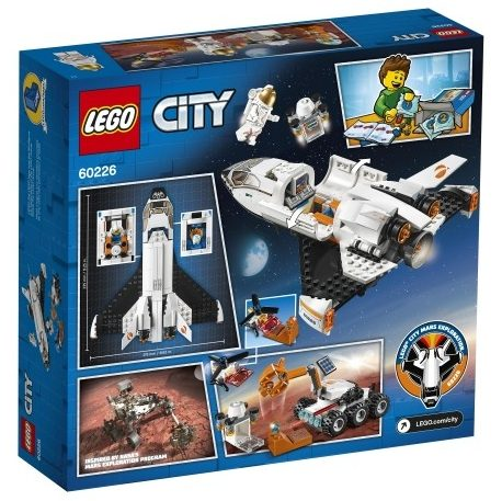 LEGO City Mars Research Shuttle (60226)