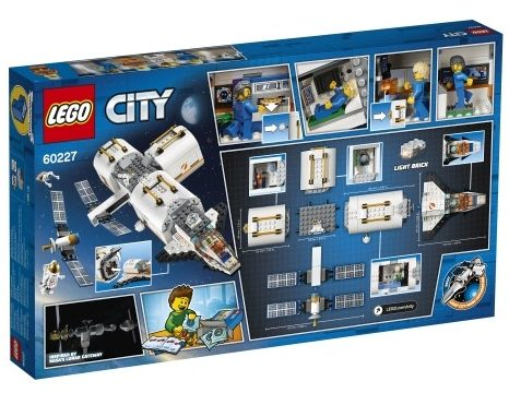 LEGO City Moon Base (60227)