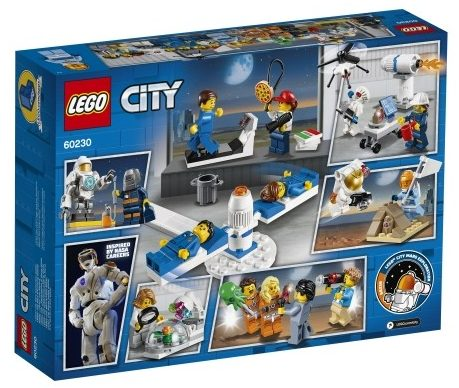 LEGO City People Pack - Space Research and Development (60230)